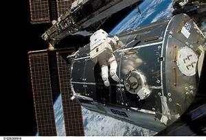 NASA - Atlantis Delivers Columbus