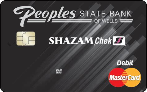 If we ever have an issue with any of our payment processing needs, i'm comfortable that shazam can help provide the solution. craig marquardt, president & ceo / community state bank / paton, ia shazam introduced a nationally branded debit card for a fraction of what others quoted saving us over $23,000 the first year! Debit Cards