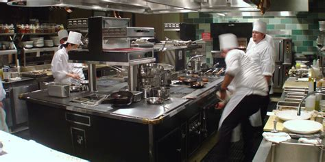 Dear Lissy Ten Top Lessons From Restaurant Kitchens