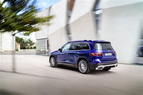 Our tester rang up $13,000 of accessories like an unrestrained socialite at nordstrom's. First Look: 2020 Mercedes-Benz GLB 250 4MATIC | CAR