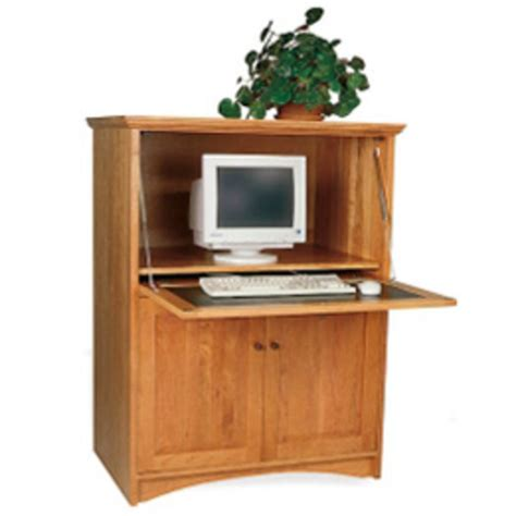 home styles bermuda brushed white compact computer cabinet and hutch computer armoires at small computer cabinet compact computer desk with hutch