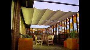 Exterior design awesome shade sails with unique grey for Awesome photo wall ideas for your house