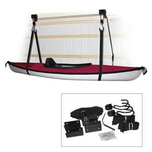 attwood kayak deck rigging kit attwood kayak hoist system black