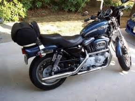 2003 Harley-davidson® Xl1200s Sportster® 1200 Sport (gun