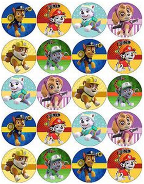 deko für muffins ausmalbilder paw patrol ausmalbilder kindergeburtstag