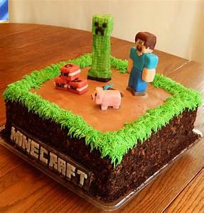 Minecraft Cake! - CakeCentral.com