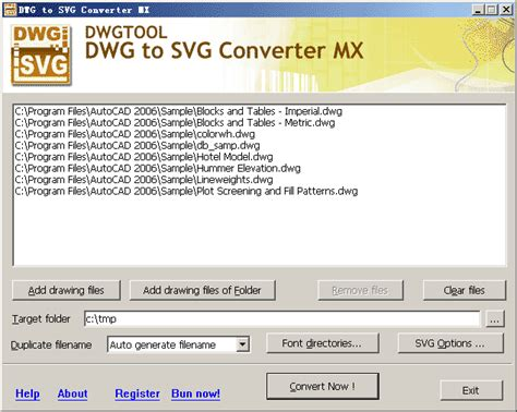 Try the best pdf converter online, and turn your pdf into dwg design. DWG to SVG Converter MX | heise Download
