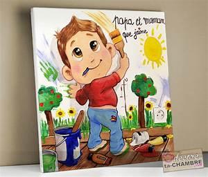 Tableau Chambre Enfant : tableau deco chambre de petit garon vente tableaux pour chambre d 39 enfant sur decore ta ~ Teatrodelosmanantiales.com Idées de Décoration