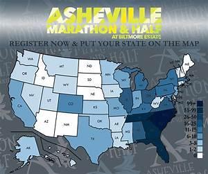 Join the 50 State Challenge - Asheville Marathon