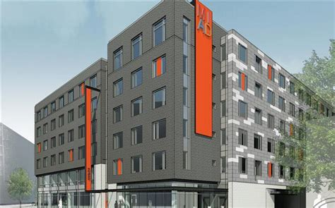 milwaukee institute of and design miad plans six story residence in milwaukee s third ward