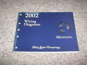 2002 Ford Mustang Electrical Wiring Diagram Manual