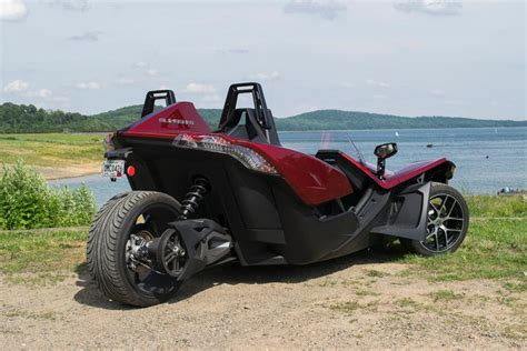 What Its Like To Drive The Polaris Slingshot Ny Daily News