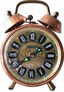 Vintage Alarm Clock transparent PNG - StickPNG