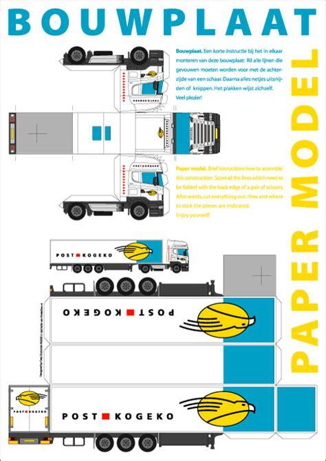 yorlogo bouwplaat truck scania kogeko