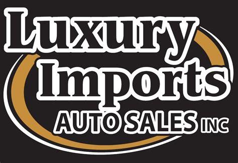 luxury imports auto sales  north branch mn read