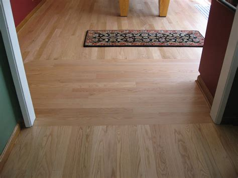 wood flooring direction wood floors changing direction