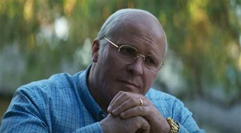 Vice Trailer Christian Bale Barely Recognisable