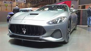 2019 New Maserati GranTurismo mc Exterior and Interior ...