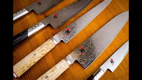 miyabi knives sharpest knives   world japanese