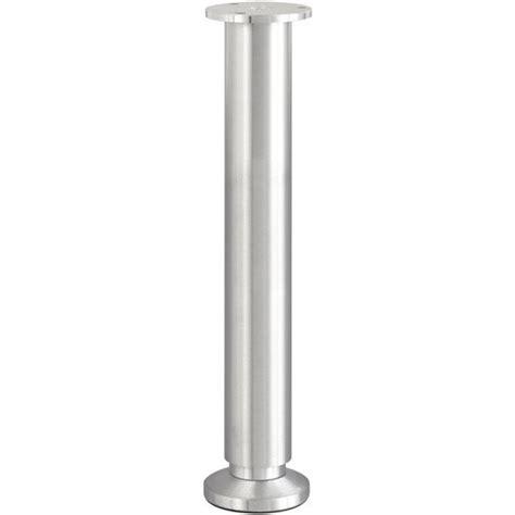 pied de lit 30 cm pied de lit sommier cylindrique r 233 glable aluminium