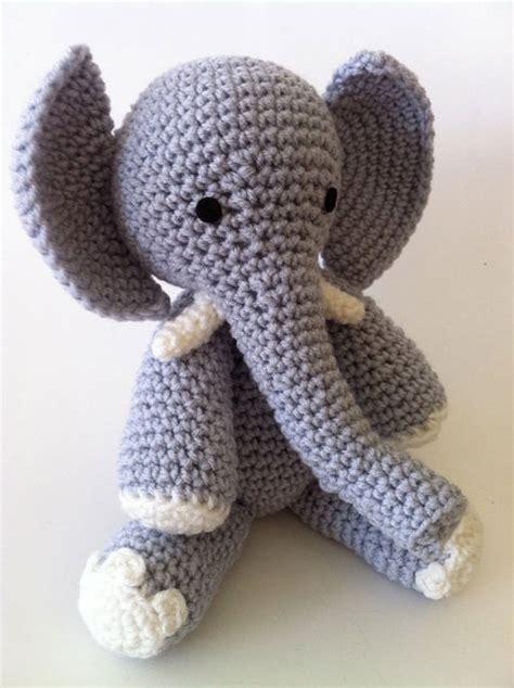 elephant amigurumi pattern amigurumipatternsnet