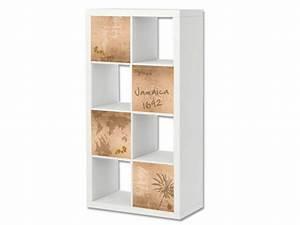 Ikea Möbel Regale : pirate style m bel aufkleber f r expedit kallax stikkipix ~ Michelbontemps.com Haus und Dekorationen