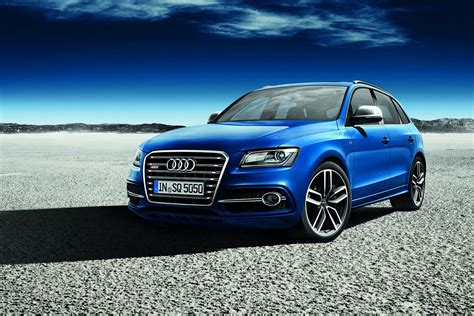 New Audi Sq5 Tdi Exclusive Concept To Enter Limited