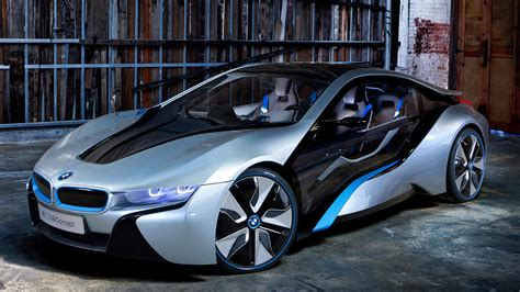 Bmw I8 Supercar Concept Car In-depth