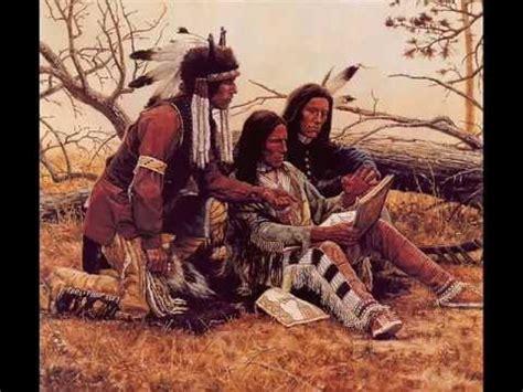 Native American Cheyenne Indian