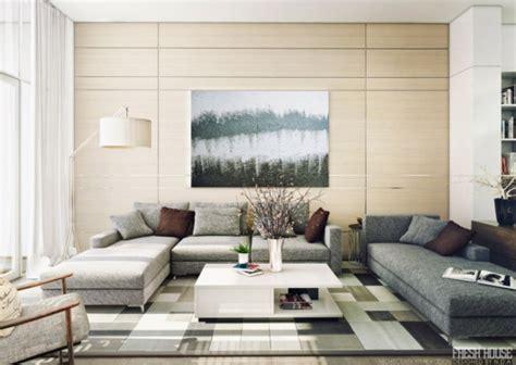 Große Wohnzimmer Einrichten by Moderne Wohnzimmer Viel Licht Und Interessante Einrichtung