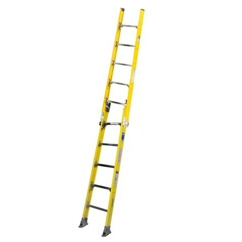 ladder review werner 6 ft fiberglass tapered sectional ladder with 375 lb load capacity type iaa duty rating