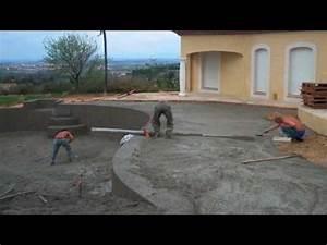 Piscine A Débordement : piscine d bordement youtube ~ Farleysfitness.com Idées de Décoration