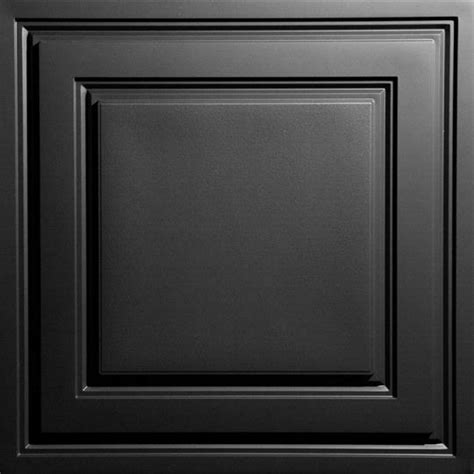 stratford black ceiling tiles