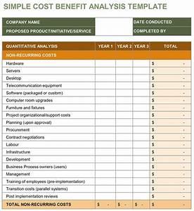 Cost Benefit Analysis: An Expert Guide | Smartsheet
