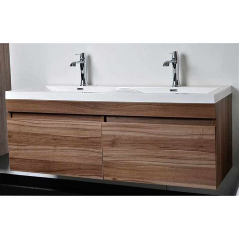 bathroom vanity with sink and faucet 48 inch double sink bathroom vanity homesfeed