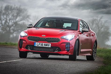 KIA Car : Kia Stinger Long-term (2018) Review