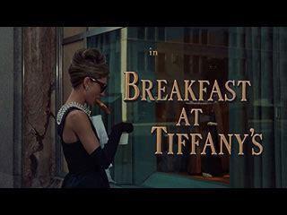 breakfast  tiffanys   typography