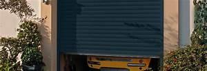 les portes de garage enroulables With porte de garage enroulable avec porte en pin massif