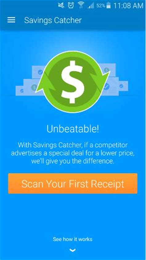 walmart app for android shopping from your android made easy