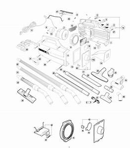Oreck Bb870ad Vacuum Parts