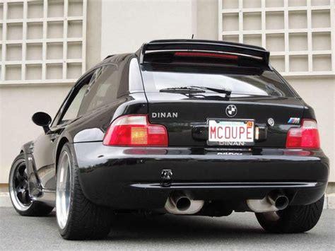 Bmw Z3 M Coupe Black Dinan