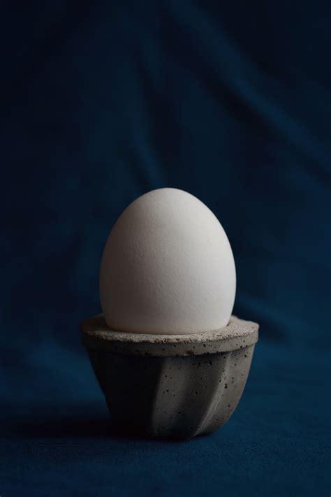 diy concrete votives egg cups tutorial hungry heart