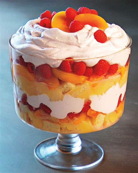 trifle desert 12 impressive holiday trifle recipes martha stewart