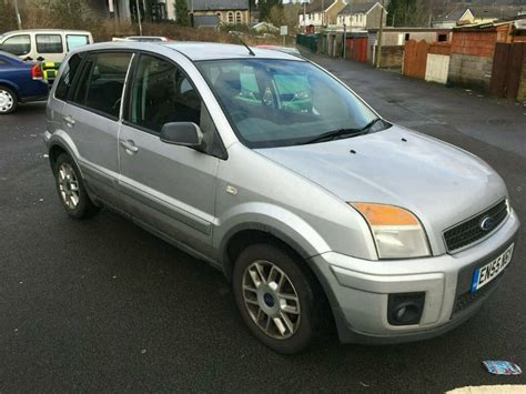 Ford Fusion 2006 by 2006 55 Ford Fusion 1 4 Tdci Zetec In Bargoed