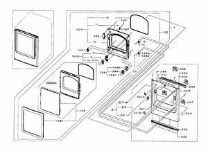 Samsung Model Dv45h7000ew  A2