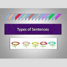 Types Of Sentences Ppt