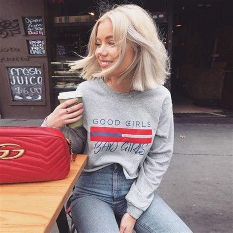 Pin by Worood Alfajem on Tumblr ♀️ Trendy sweatshirt