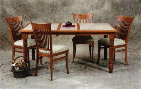 Tile Top Kitchen Tables  King Dinettes  Custom Dining