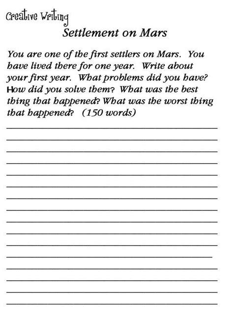 grade writing worksheets  coloring pages  kids