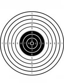 bullseye targets to print clipart best